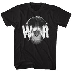 Planet Of The Apes - Mens War T-Shirt