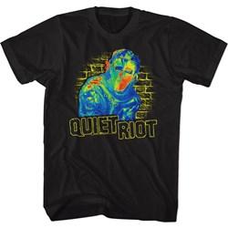 Quiet Riot - Mens Thermal Riot T-Shirt