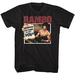 Rambo - Mens You Won'T Believe T-Shirt