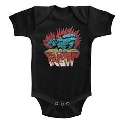 Ratt - Unisex-Baby Roboratt Onesie