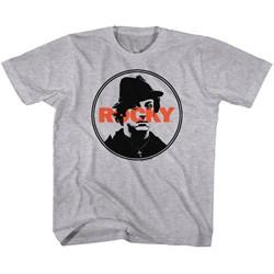 Rocky - Unisex-Child Stamped T-Shirt