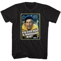 Rocky - Mens Dinosaur T-Shirt