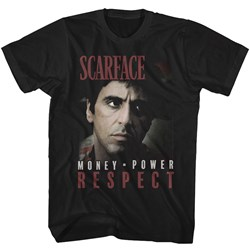 Scarface - Mens Mopower T-Shirt