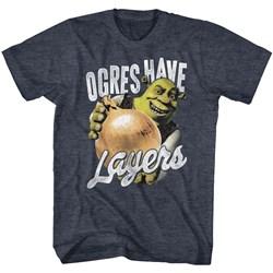 Shrek - Mens Layers T-Shirt