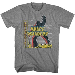 Space Invaders - Mens Invading T-Shirt