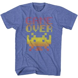 Space Invaders - Mens Game Over T-Shirt
