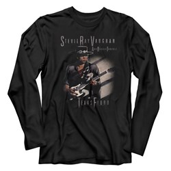 Stevie Ray Vaughan - Mens Texas Flood Too T-Shirt