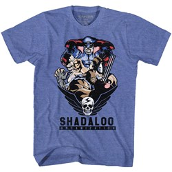 Street Fighter - Mens Shadaloo Org. T-Shirt