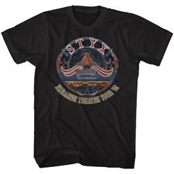 Styx - Mens Tour 81 T-Shirt