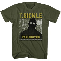 Taxi Driver - Mens T. Bickle T-Shirt