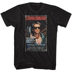Terminator - Mens Vhs T-Shirt