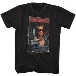 Terminator - Mens Vhs 3D T-Shirt
