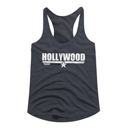 Top Gun - Womens Hollywood Racerback Top