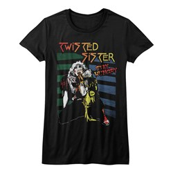 Twisted Sister - Girls Stay Hungry T-Shirt