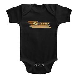 Zz Top - Unisex-Baby Logo Onesie