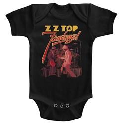 Zz Top - Unisex-Baby Fandango Onesie