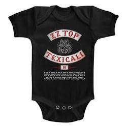 Zz Top - Unisex-Baby Texicali Onesie