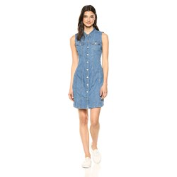 Levis - Womens Sl Aubrey Med Dress
