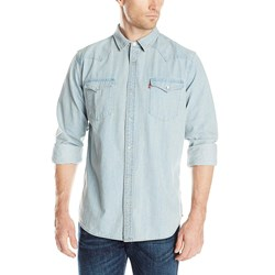 Levis - Mens Standard Denim Shirt