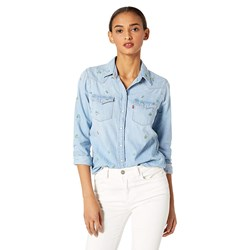 f9707b24c84ea3 Levis - Womens Ultimate Lotta Love Denim Shirt