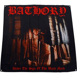 Bathory - Black Mark Cloth Flag