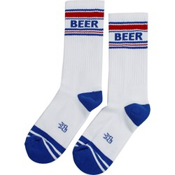 Gumball Poodle - Beer Patroitic Ribed Gym Sock