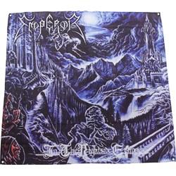 Emperor - Nightside Cloth Flag Fabric Poster