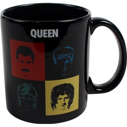 Queen - Unisex-Adult  Queen Stacked Mug