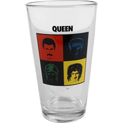 Queen - Unisex-Adult  Queen Glass