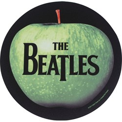The Beatles - Unisex-Adult Green Apple Mouse Pad