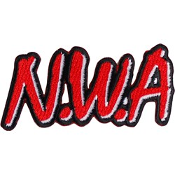 N.W.A. - Logo Patch