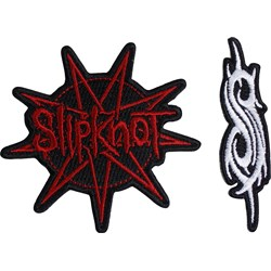 Slipknot -  Patch Set