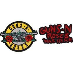 Guns n Roses - Patch Set