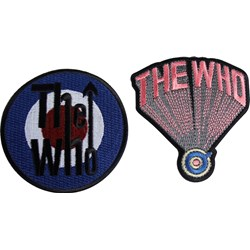 The Who - Patch Set