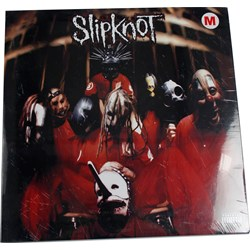 Slipknot - Unisex-Adult Vinyl Box Set With Limited Edition T-Shirt