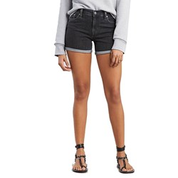 Levis - Womens Mid Length Update Shorts