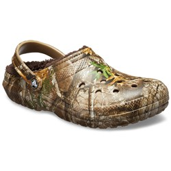 Crocs - Unisex AdultClassic Lined Realtree Edge Clog