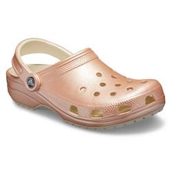 Crocs - Unisex AdultClassic Metallic Clog RGld