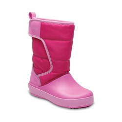 Crocs - Unisex-Child Kids' Lodgepoint Snow Boot