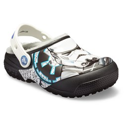Crocs - Boys Fun Lab Lined Stormtrooper Clog