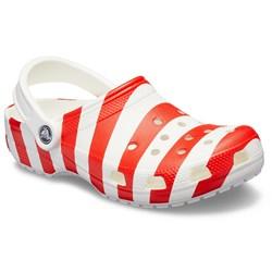 Crocs - Unisex AdultClassic American Flag Clog