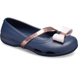 Crocs - Girls Lina Charm Flat