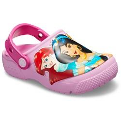 Crocs - Girls Fun Lab Disney Multi-Princess Clog