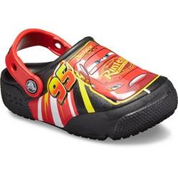 Crocs - Boys Fun Lab Lightning McQueen Lights Clog