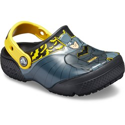 Crocs - BoysFL Iconic Batman Clog K Blk