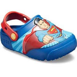 Crocs - Boys Fun Lab Superman Lights Clog