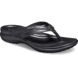 Crocs - Womens Capri Basic Strappy Flip