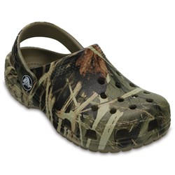 Crocs -  Classic Realtree K Clog (Toddler/Little Kid)