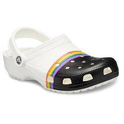 Crocs - Unisex Classic Rainbow Clog