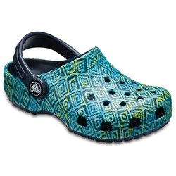 Crocs - Unisex-Child Kids' Classic Graphic Clog Shoes